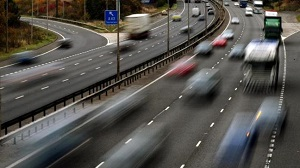Congestion on Britain's roads